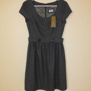 Francesca's Gray Dress